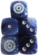 Cloaks Faction Dice