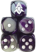 Deep Dwarves Faction Dice