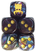 Fallen Kingdom Faction Dice