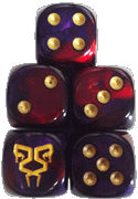 Filth Faction Dice