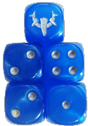 Tundra Orcs Faction Dice