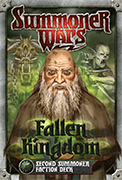 Summoner Wars: Fallen Kingdom Second Summoner PRE-ORDER