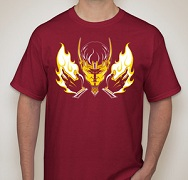 Summoner Wars Phoenix Elves T-shirt