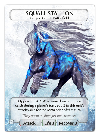 Squall Stallion