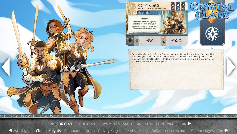 Unit Browser Screen Shot