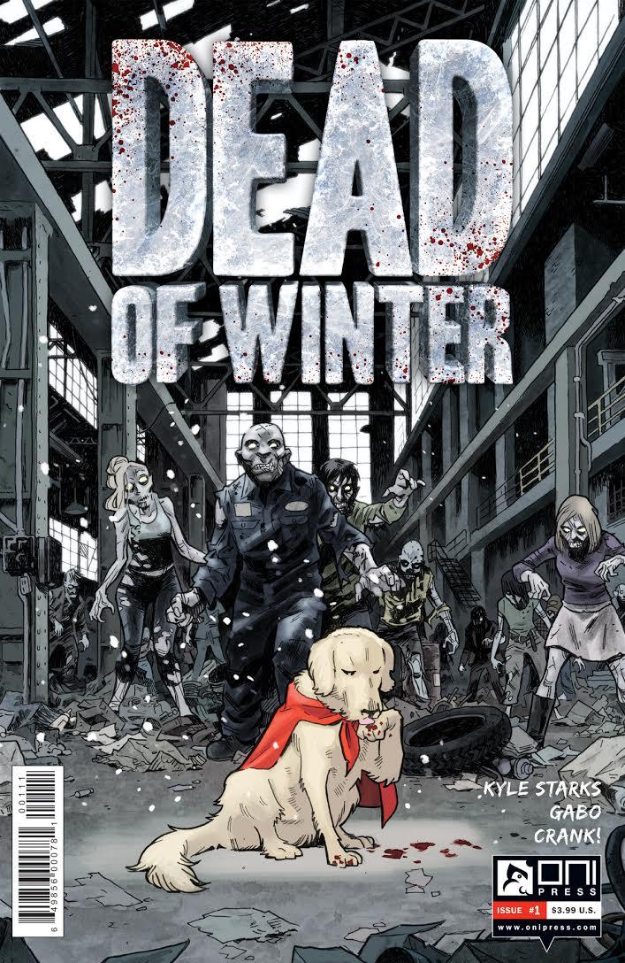 Dead of Winter comic