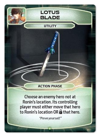 Lotus Blade