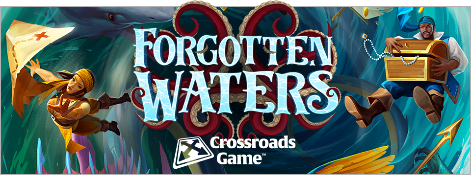 Forgotten Waters Distribution Update | News | Plaid Hat Games