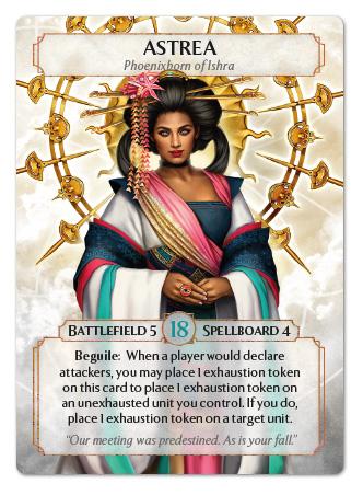 Astrea Card