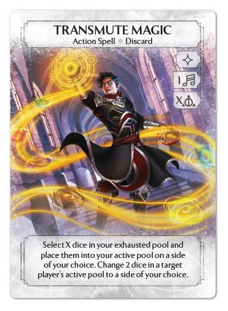 Transmute Magic