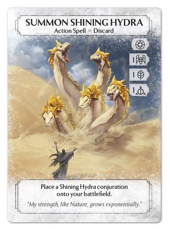 Summon Hydra
