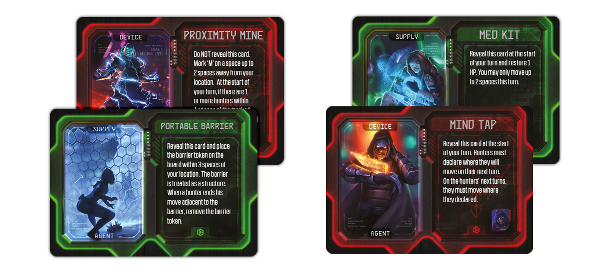Broken Covenant Equipment Cards