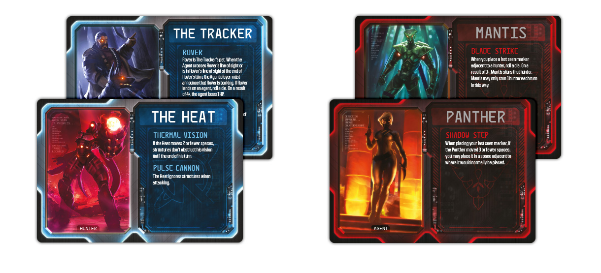 Broken Covenant Player Cards