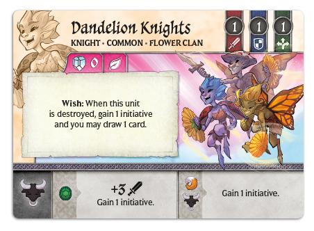 Dandelion Knights