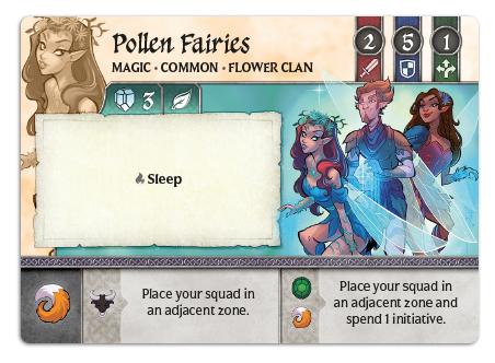 Pollen Fairies