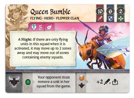 Queen Bumble
