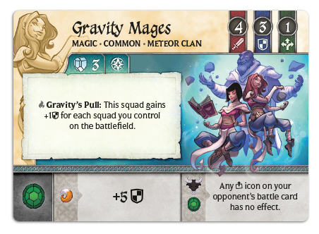 Gravity Mages