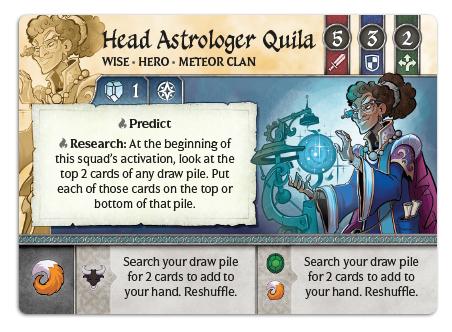 Head Astrologer Quila