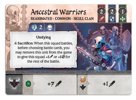 Ancestral Warriors