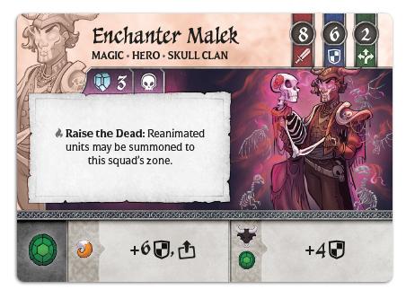 Enchanter Malek