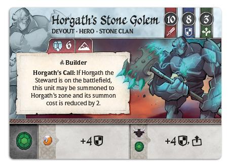 Horgath's Stone Golem