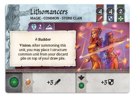 Lithomancers