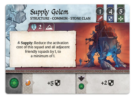 Supply Golem