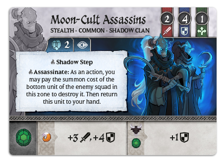 Moon-Cult Assassin