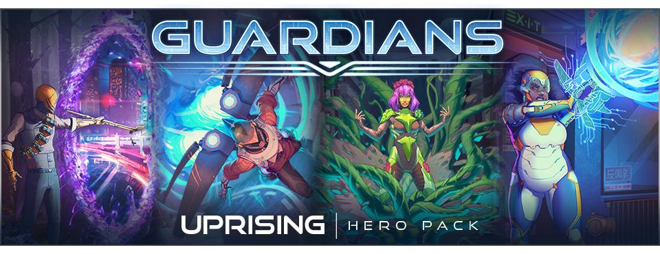 Uprising Banner