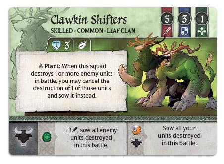 Clawkin Shifters