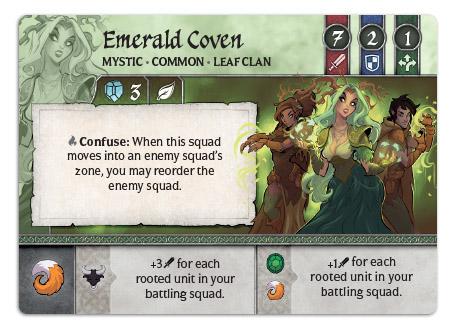 Emerald Coven