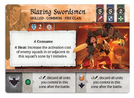 Blazing Swordsmen