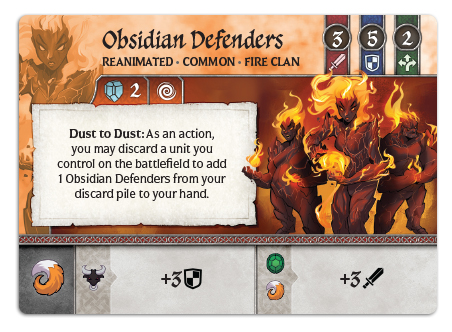 Obsidian Defenders