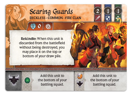 Searing Guards