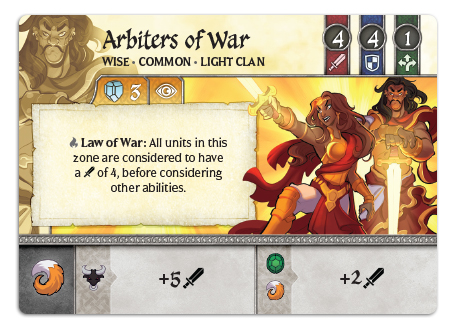Arbiters of War