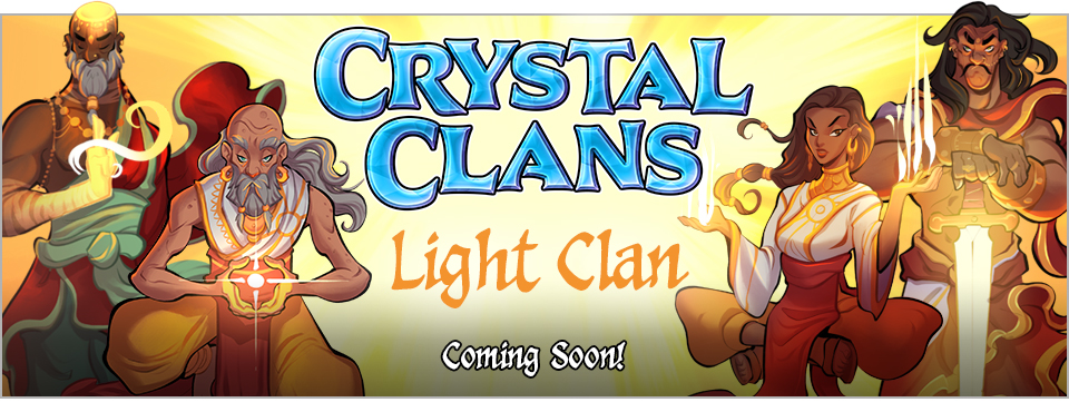 Light Coming Soon Banner