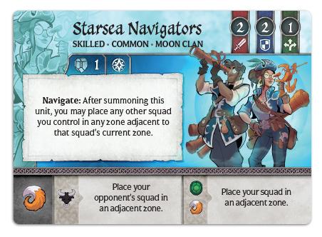 Starsea Navigators