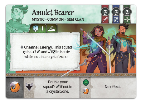 Amulet Bearer