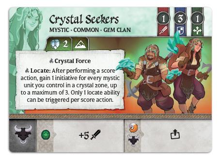 Crystal Seekers
