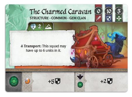 Charmed Caravan