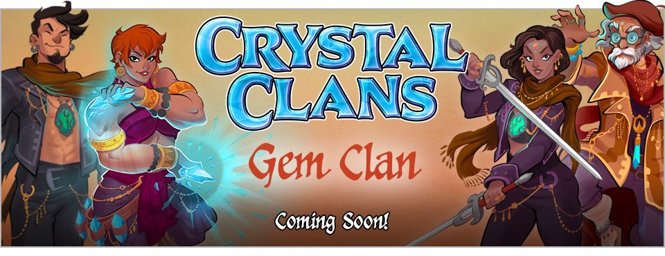 Gem Clan Banner