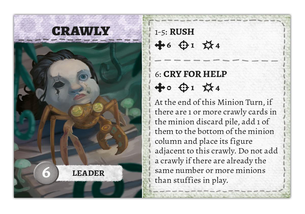 Crawly Card
