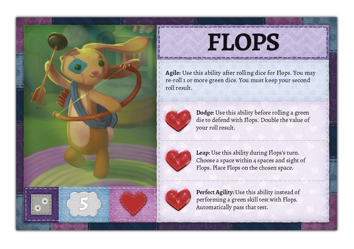 Flops Card