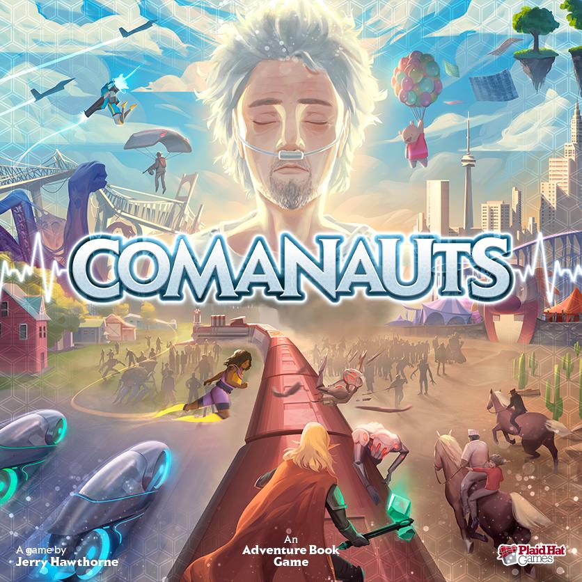 Comanauts Cover