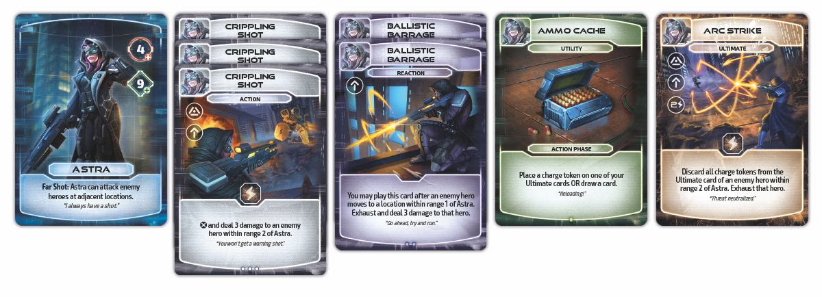 Astra Cards