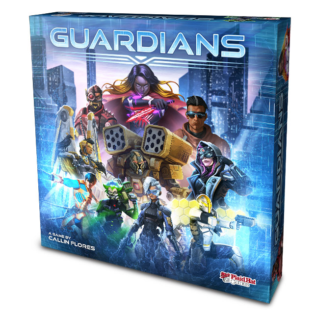 Guardians 3D Box