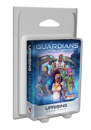 Uprising Hero Pack Box