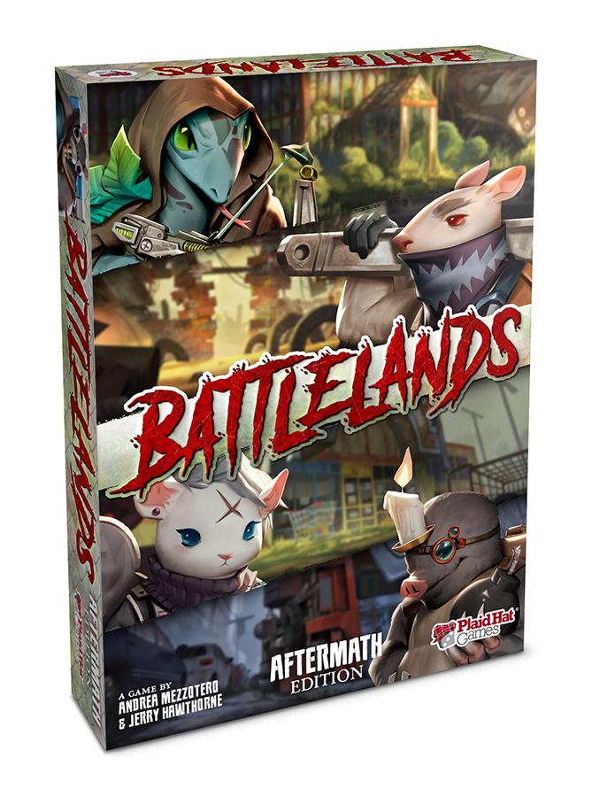 Battlelands 3D Box