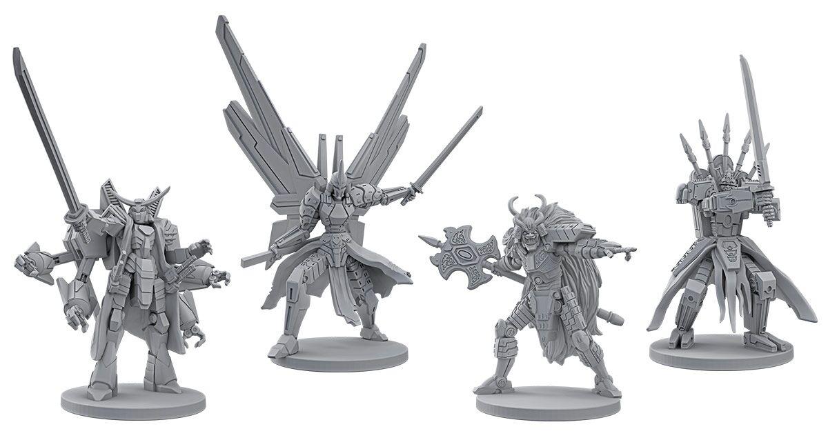 Samurai Lineup