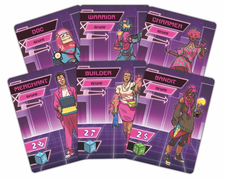 Broot Yoots Starter Cards